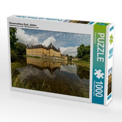 Wasserschloss Dyck, Jüchen (Puzzle)