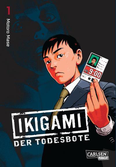 Ikigami 01