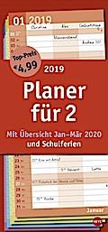 Planer für zwei Basic 2019