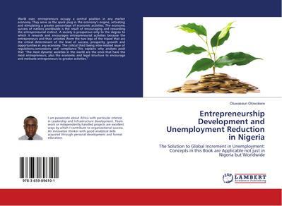 Entrepreneurship Development and Unemployment Reduction in Nigeria