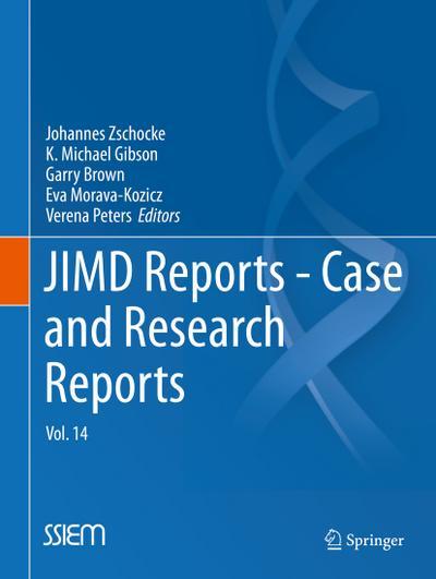 JIMD Reports, Volume 14