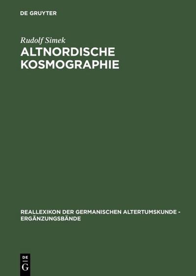 Altnordische Kosmographie