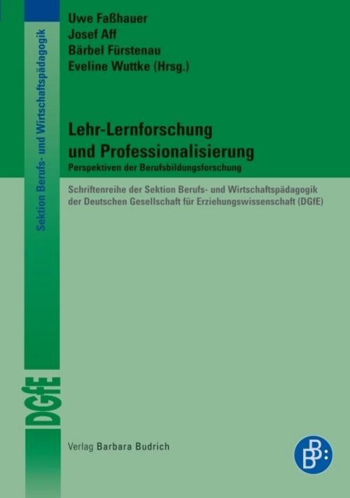 Lehr-Lernforschung und Professionalisierung, Uwe Faßhauer