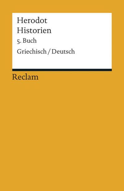 Historien. 5. Buch