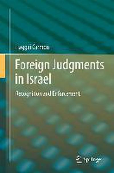 Foreign Judgments in Israel
