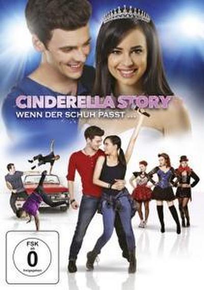 Cinderella Story 4 - Wenn der Schuh passt...