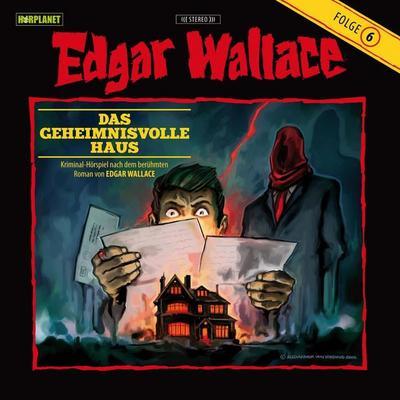 Das Geheimnisvolle Haus (06) (Kriminalhörspiel) - Hoerplanet (Alive) - Audio CD, Deutsch, Edgar Wallace, ,