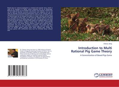 Introduction to Multi Rational Pig Game Theory