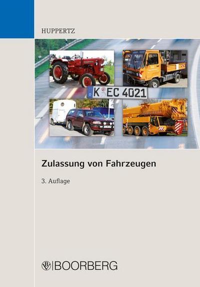 Zulassung von Fahrzeugen