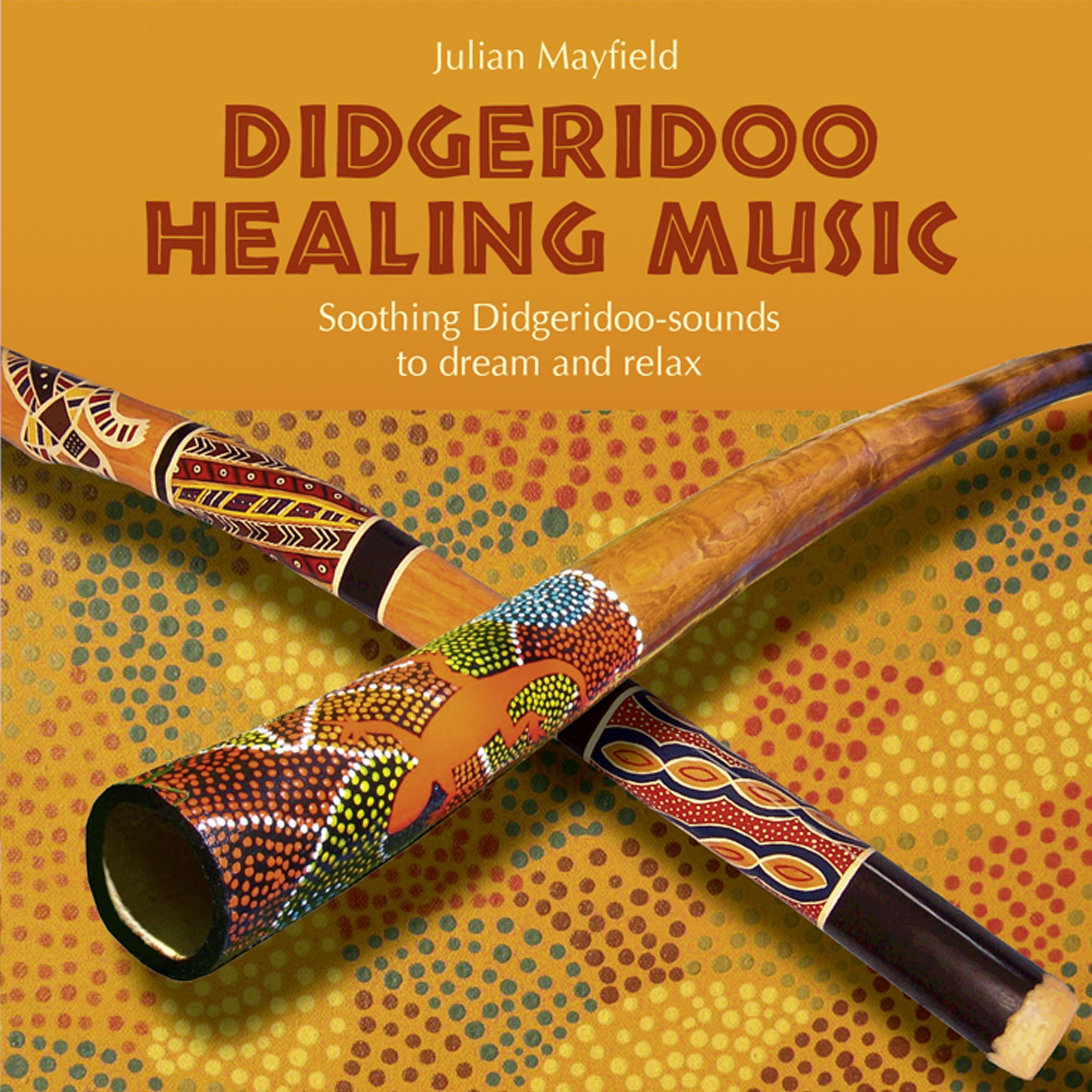 Didgeridoo Healing Music Julian Mayfield