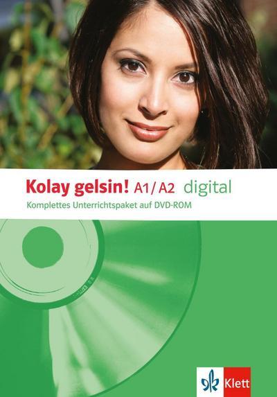 Kolay gelsin! Türkisch für Anfänger. DVD-ROM A1-A2