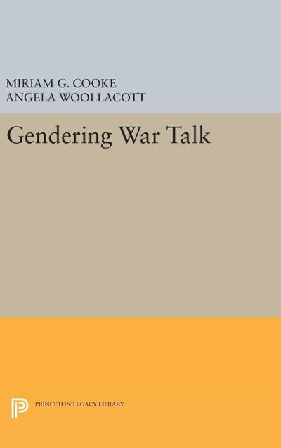Gendering War Talk