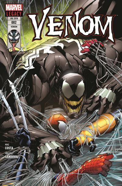 Venom. Bd.2