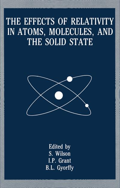 Effects of Relativity in Atoms, Molecules, and the Solid State