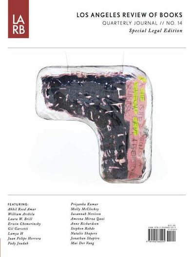 Los Angeles Review of Books Quarterly Journal