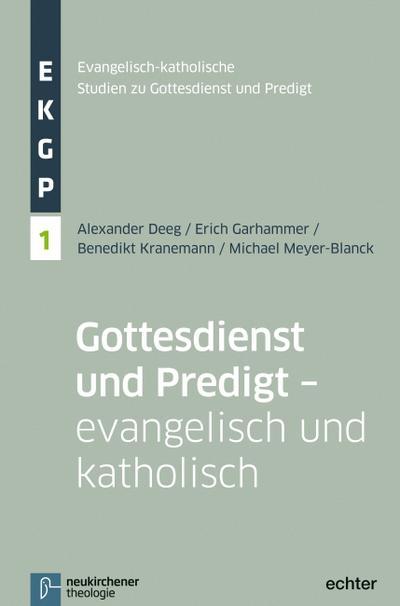 Gottesdienst und Predigt - evangelisch und katholisch