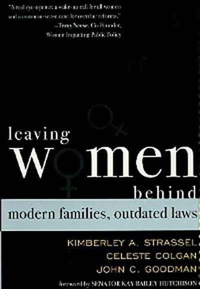 Leaving Women Behind