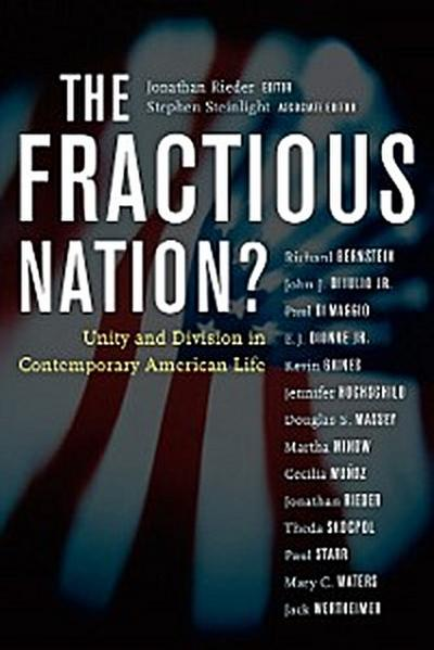 The Fractious Nation?