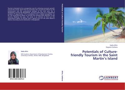 Potentials of Culture-friendly Tourism in the Saint Martin's Island