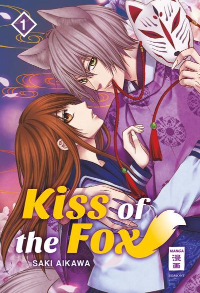 Kiss of the Fox 01