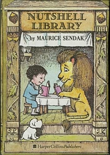 Maurice Sendak ~ Nutshell Library 9780060255008