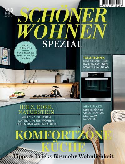 Schöner Wohnen Spezial Nr. 3/2021