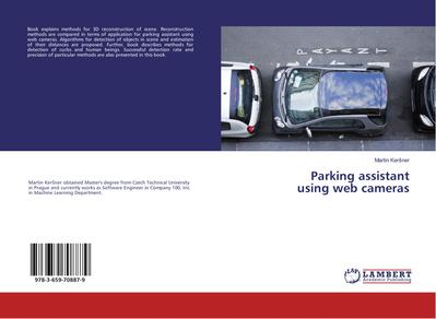Parking assistant using web cameras