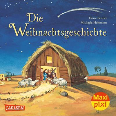 Maxi-Pixi Nr. 143: VE 5 Die Weihnachtsgeschichte