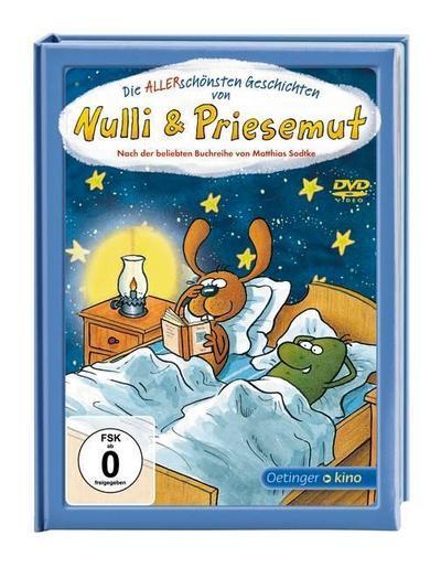 Die ALLERschönsten Geschichten von Nulli & Priesemut (DVD); animiere TV-Serie, ca. 73 min.   ; Regie: Steinmetz, Udo; Deutsch
