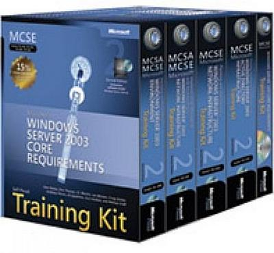 MCSE Self-Paced Training Kit (Exams 70-290, 70-291, 70-293, 70-294): Microsoft® Windows Server(TM) 2003 Core Requirements, Second Edition: Microsoft ... 2003 Core Requirements: 4 Bde. in Kass.