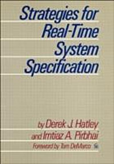 Strategies for Real-Time System Specification