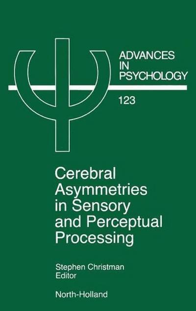 Cerebral Asymmetries in Sensory and Perceptual Processing