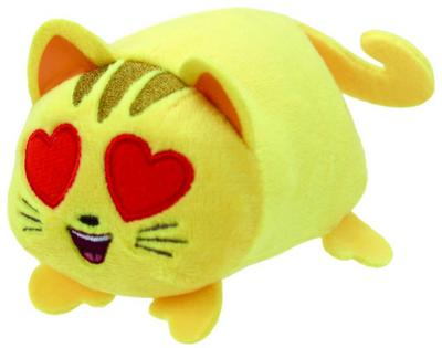 Emojis, Katze mit Herzaugen 10cm