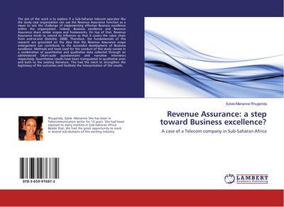 Revenue Assurance: a step toward Business excellence?
