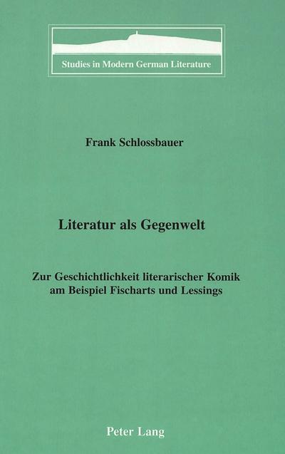 Literatur als Gegenwelt