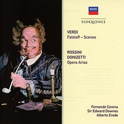 Verdi,Rossini,Donizetti: Szenen Und Arien