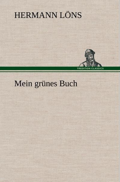 Mein grünes Buch