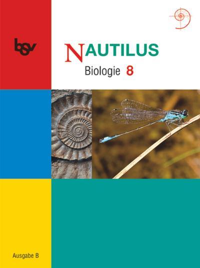 Nautilus B 8. Schülerbuch. Bayern