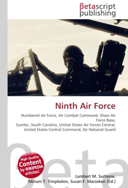 Ninth Air Force | Lambert M. Surhone |  9786130380977