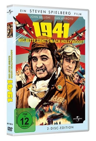 1941 - Wo, bitte, geht' s nach Hollywood Special Edition