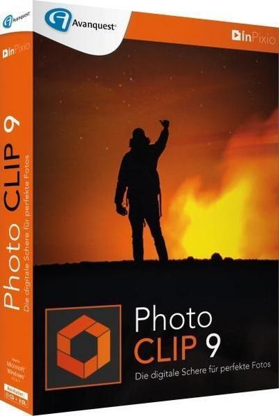 InPixio Photo Clip 9. Für Windows 7/8/10