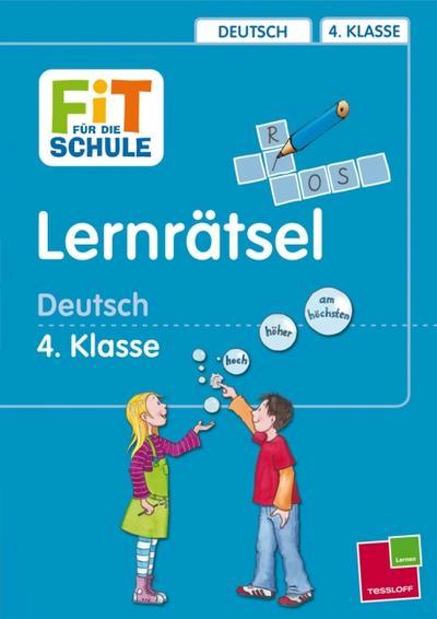 Fit für die Schule, Lernrätsel Deutsch 4. Klasse