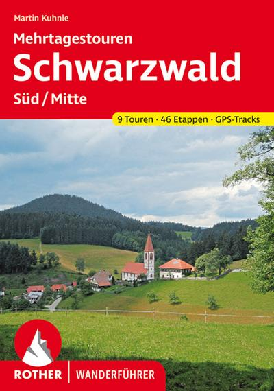 Schwarzwald Mitte Süd