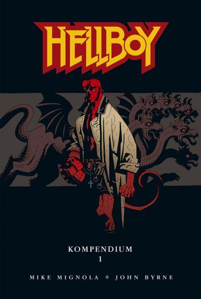 Hellboy Kompendium 1