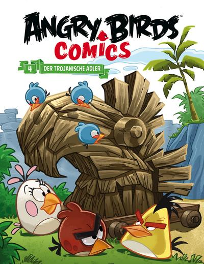 Angry Birds - Der trojanische Adler (Comics)