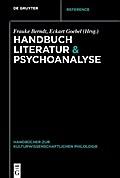 Handbuch Literatur & Psychoanalyse