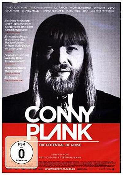 Conny Plank - The Potential of Noise - Salzgeber & Co. Medien Gmbh - DVD, Deutsch, , ,