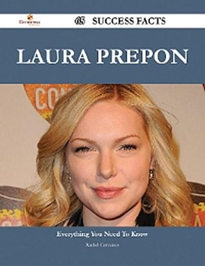 Laura Prepon 65 Success Facts - Everything you need to know about Laura Prepon