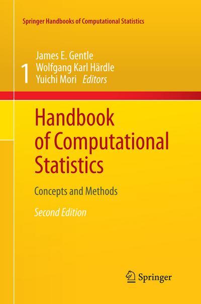 Handbook of Computational Statistics, 2 Teile