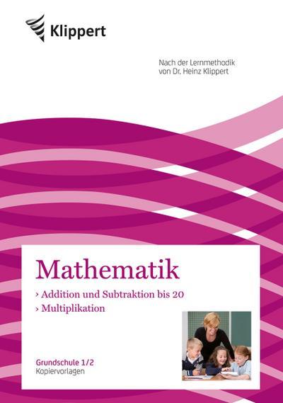 Mathematik - Addition und Subtraktion bis 20/Multiplikation
